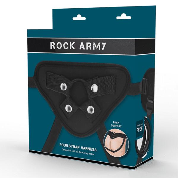 רתמת סטראפ און Rock army