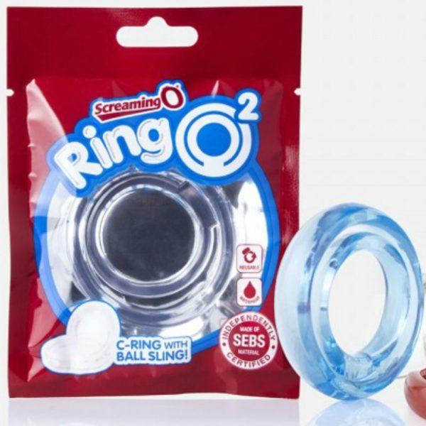 טבעת חיזוק זקפה כפולה O ring O2